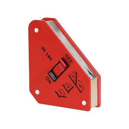 Obrázok pre výrobcu PROTECO magnet uhlový s vypínačom