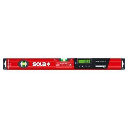 Obrázok pre výrobcu SOLA vodováha digitálna RED 60 cm /01730801/
