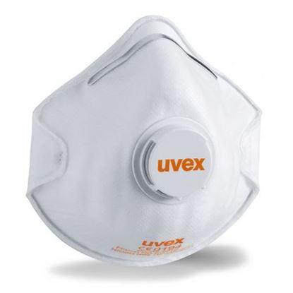 Obrázok pre výrobcu UVEX respirátor SILV-AIR classic 2210 FFP2, 1120 8732210