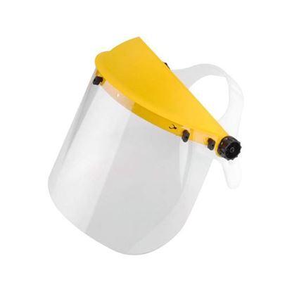 Obrázok pre výrobcu Ochranný štít transparentný, polykarbónový 8856580