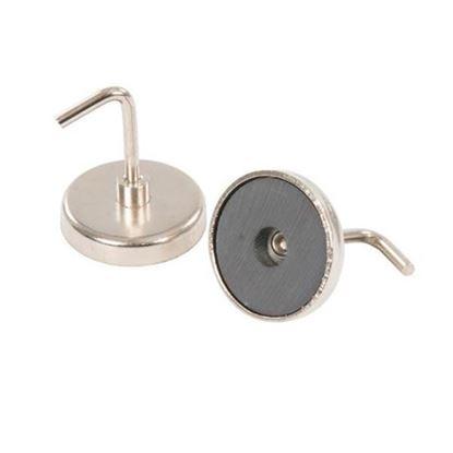 Obrázok pre výrobcu SILVERLINE sada magnetických háčikov 2ks 695776