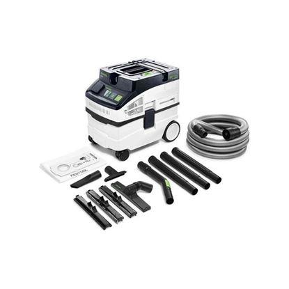 Obrázok pre výrobcu FESTOOL Mobilný vysávač CLEANTEC CT 15 E-Set 575988