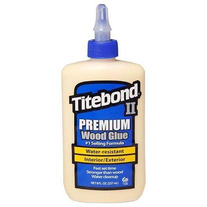 Obrázok pre výrobcu Titebond II Premium Lepidlo na drevo D3 - 237ml 123-5003