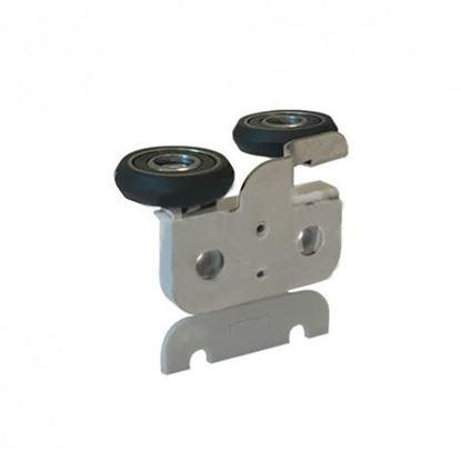 Obrázok pre výrobcu LAGUNA koliesko horné univerzálne kovové 8217