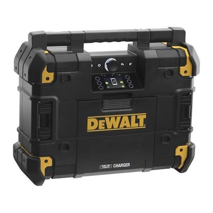 Obrázok pre výrobcu DEWALT Rádio s nabíjačkou DWST1-81078 10,8/18V