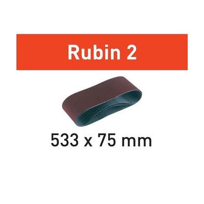 Obrázok pre výrobcu FESTOOL nekonečný brúsny pás 75 x 533 mm L533X RU2/10