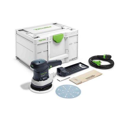 Obrázok pre výrobcu FESTOOL excentrická brúska ETS 150/5 EQ-Plus 576080