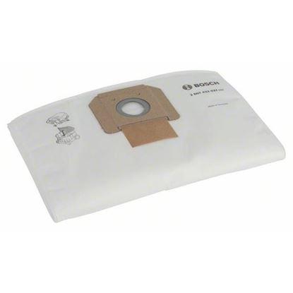 Obrázok pre výrobcu BOSCH filtračné sáčky na GAS 35, 35l 2607432037 5ks
