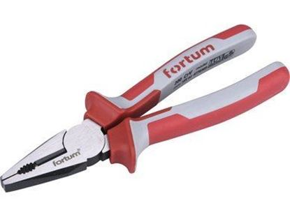Obrázok pre výrobcu FORTUM Kliešte kombinované, 200mm 4770303