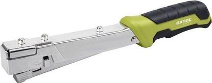 Obrázok pre výrobcu EXTOL kladivová sponkovačka 6-10 pr. 1,2mm 9181