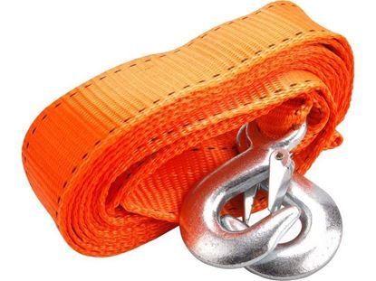 Obrázok pre výrobcu EXTOL lano ťažné 4m x 50 mm 2800kg 8861160
