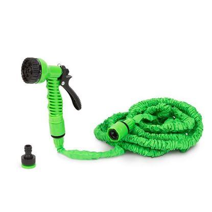 Obrázok pre výrobcu Flexibilná hadica na vodu 15m, 7v1 11348D