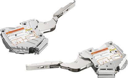 Obrázok pre výrobcu Aventos HK-S BLUM 20K2C01T 400-1000 pre TIP-ON, bez krytiek, sada 2ks