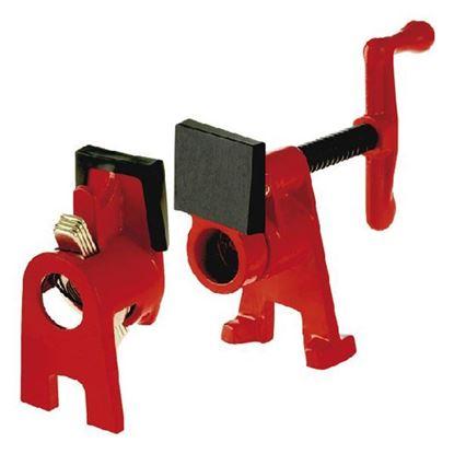 Obrázok pre výrobcu BESSEY - skrutková zvierka na trúbky BPC-H34 /sada/