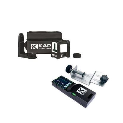 Obrázok pre výrobcu KAPRO SET Laser 870G VHX GreenBeam 213139 + Diaľkový prijímač 894-04 213777