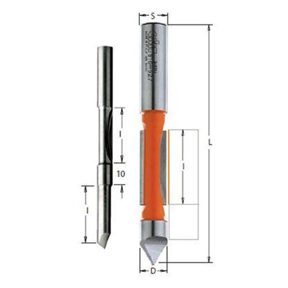 Obrázok pre výrobcu CMT C719 / C916 Orezávacia fréza na otvory