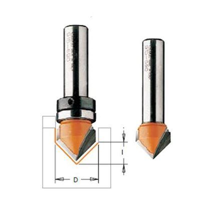 Obrázok pre výrobcu CMT C915 / C915B / C715B Fréza na V-drážku 90°