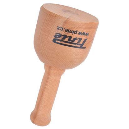 Obrázok pre výrobcu PINIE kladivo / sochárska palička drevená 720g, 120mm 56-3