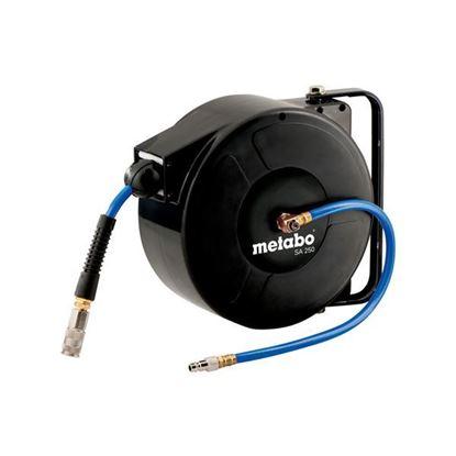 """Obrázok pre výrobcu METABO SA250 samonavíjací bubon s tlakovou hadicou 8m, 1/4"""" 628820000"""