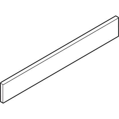 """Obrázok pre výrobcu BLUM Z37R Zasúvací prvok zo skla """"D"""" ANTARO satina 1ks"""
