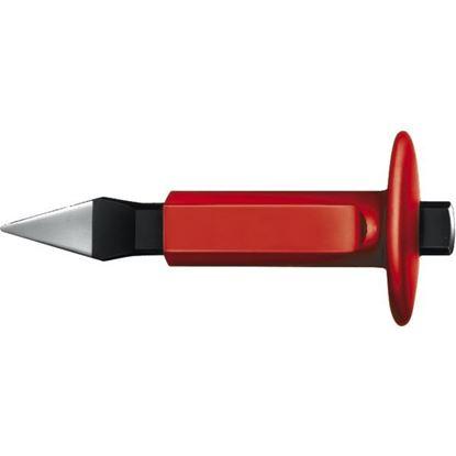 Obrázok pre výrobcu ZBIROVIA sekáč zámočnícky krížový s ochrannou rukoväťou 106/200PVC