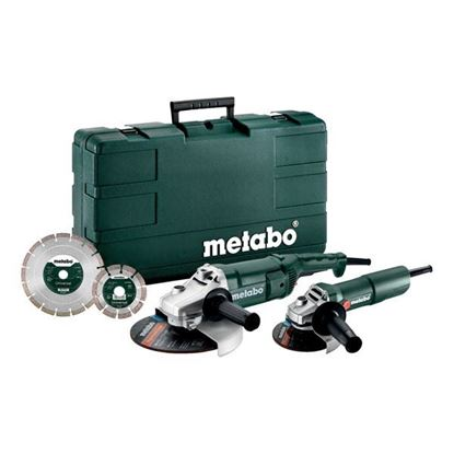 Obrázok pre výrobcu METABO sada náradia COMBO WE2200 + W750 685172510