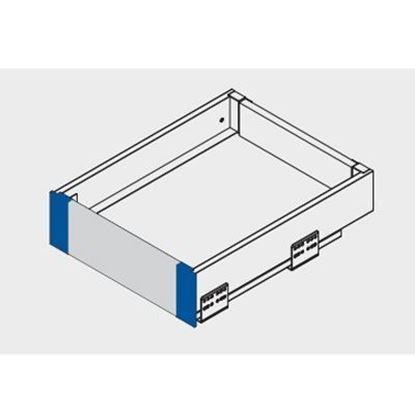 Obrázok pre výrobcu AXIS-Pro držiak vnútornej zásuvky antracit