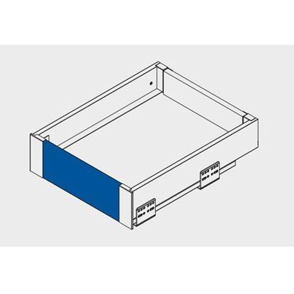 Obrázok pre výrobcu AXIS-Pro čelný panel zásuvky antracit
