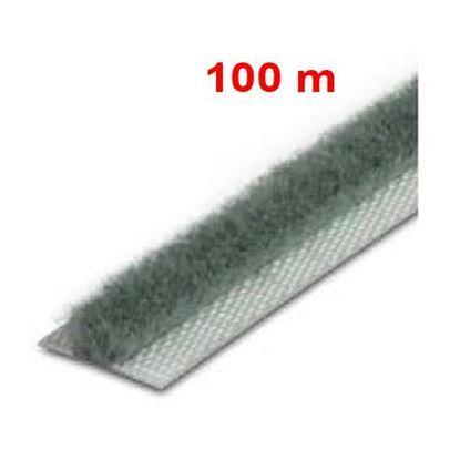 Obrázok pre výrobcu SALU štetina madla nasúvacia FLEX 12,8x4,6 šedá /1KC0B1240/ balenie 100m