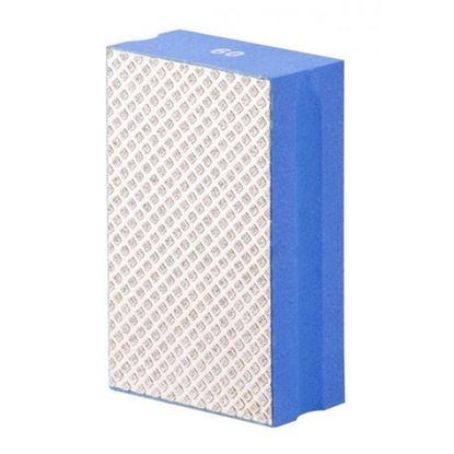 Obrázok pre výrobcu Brúsna hubka DP510, 95x55x30mm, P60, diamantová 2231866