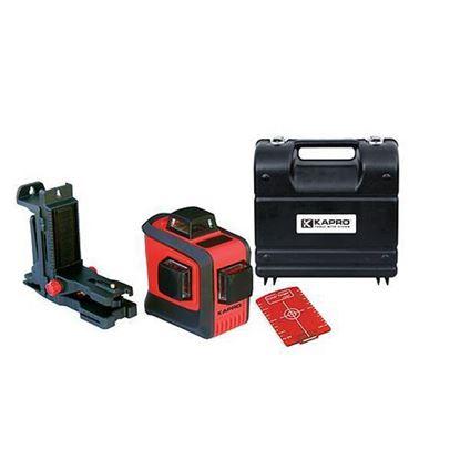 Obrázok pre výrobcu KAPRO Rotačný lasér 883N Prolaser, 3D All-Lines, RedBeam, v kufri 213703