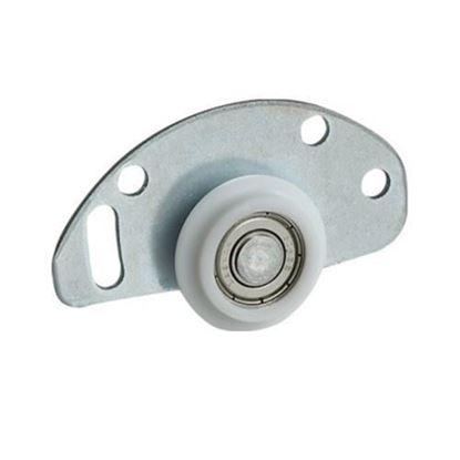 Obrázok pre výrobcu LAGUNA 8811 spodné koliesko D50 na RAMA profil