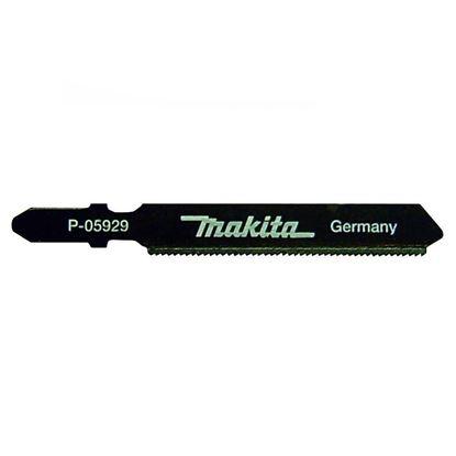 Obrázok pre výrobcu MAKITA P-05929 pílový list do priamočiarej píly 50mm na nerez HM 1ks