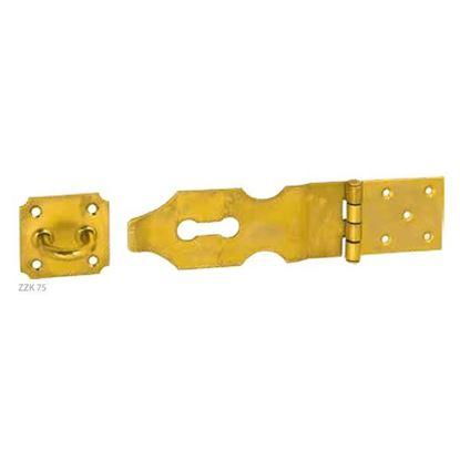 Obrázok pre výrobcu Petlica ZZK-75 175x75x55mm 875301
