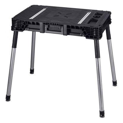 Obrázok pre výrobcu KETER JOBMADE Dielenský stôl so svorkami 239985