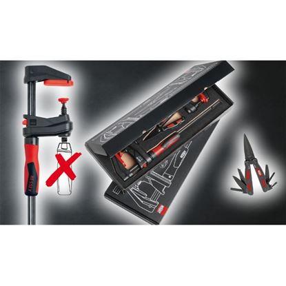 Obrázok pre výrobcu BESSEY SET zvierka GK30 2ks + multif. kliešte GearKlamp