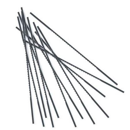 Obrázok pre výrobcu Plátok do lupienkovej píly 5 ks - na kov, rozteč 0,3mm M LPM03
