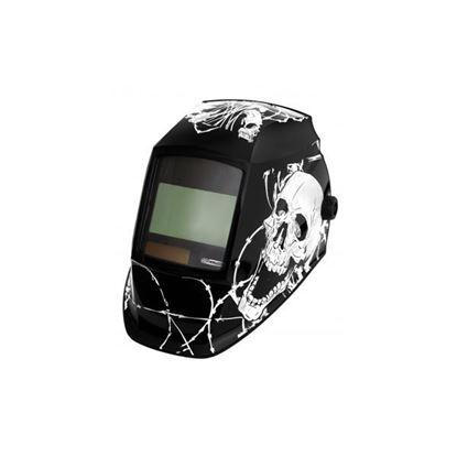 Obrázok pre výrobcu Samostmievacia kukla SOLUTION TS-859 digital, lebka