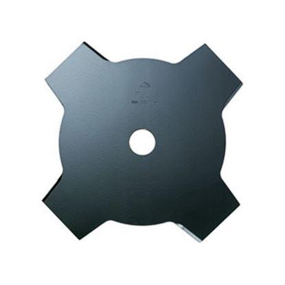 Obrázok pre výrobcu MAKITA 729025-2 žací nôž 4-zubý 230 x 25,4mm 362224140