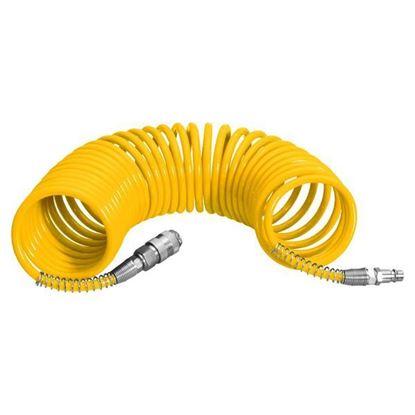 Obrázok pre výrobcu PROTECO Tlaková špirálová hadica so spojkou