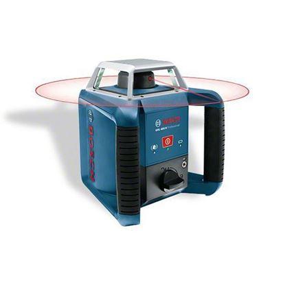 Obrázok pre výrobcu BOSCH Rotačný lasér GRL 400 H set 0601061800