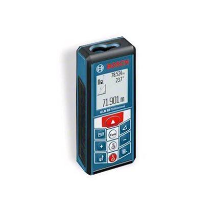 Obrázok pre výrobcu BOSCH GLM 80 laserový merač vzdialenosti 3601K72300 /bez blistra/