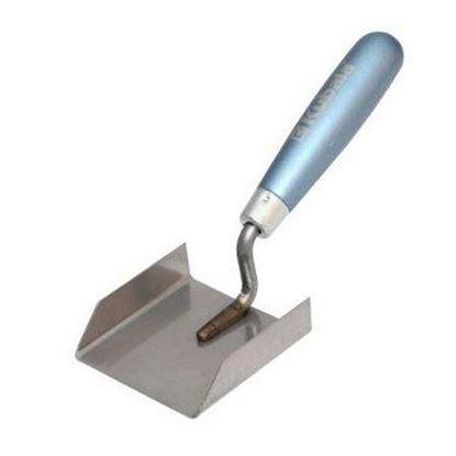 Obrázok pre výrobcu KUBALA murárska lyžica štukátérska 80 x 83 mm /0911/