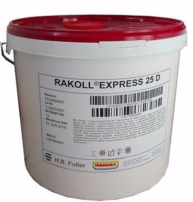 Obrázok pre výrobcu Lepidlo Rakoll expres 25 30kg