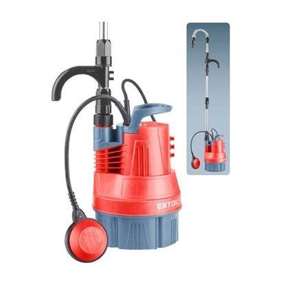 Obrázok pre výrobcu EXTOL čerpadlo ponorné do suda 350W, 5000l/hod 8895015