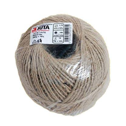 Obrázok pre výrobcu JUTA špagát jutový 250g, 150m 5245.5-0004