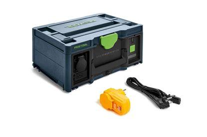 Obrázok pre výrobcu FESTOOL SYS-PowerStation SYS-PST 1500 Li HP 205721
