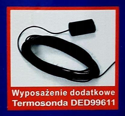 Obrázok pre výrobcu DEDRA DED99611 tepelný snímač na olejový ohrievač