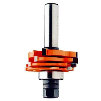 Obrázok pre výrobcu CMT Tanierová drážkovacia fréza  D47,6 t3,2-18 H12,8 S=12 HM C900.506.11