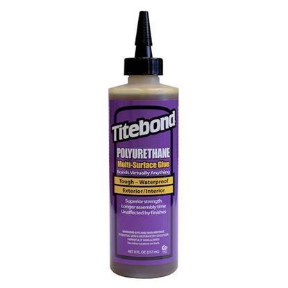 Obrázok pre výrobcu Titebond Polyurethane Lepidlo na drevo D4 - 237ml 123-2303